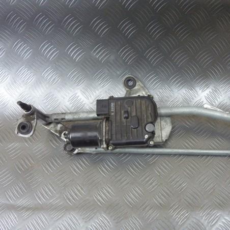 Motor wiper mechanism...