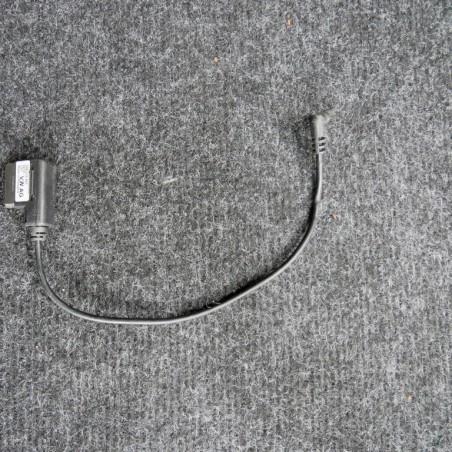 Minijack adapter cable...
