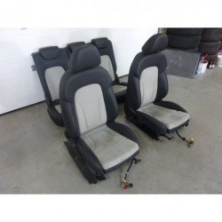 Leather seats ALCANTARA...