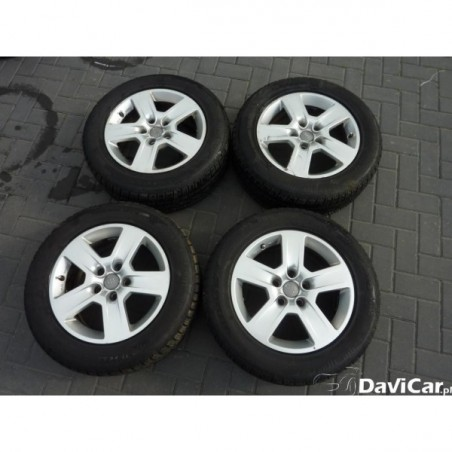 Winter wheels set 225/55R16...